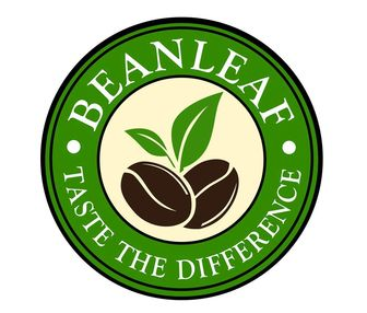 Image Gallery leaf and bean logo